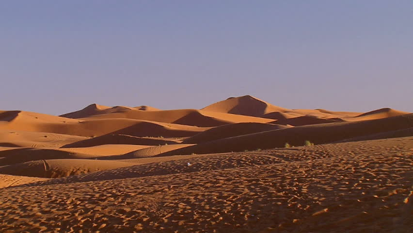 desert - HD stock footage clip