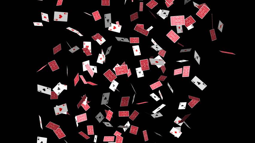 Playing Card Surge (HD 1080p)