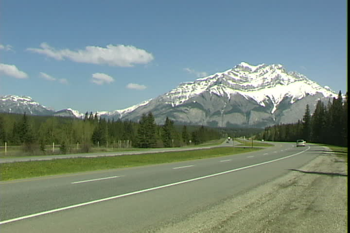 Trans Canadian Highway | Shutterstock HD Video #2063147