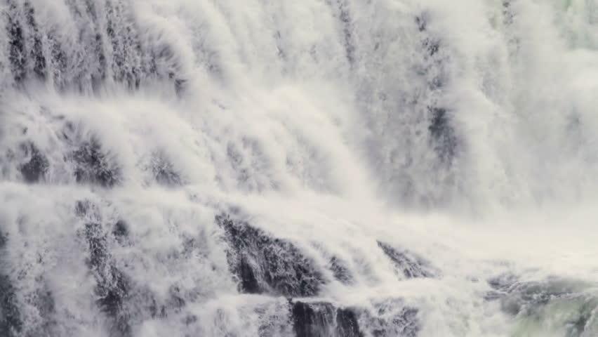Dawson Falls in Wells Gray Provincial Park, British Columbia, Canada