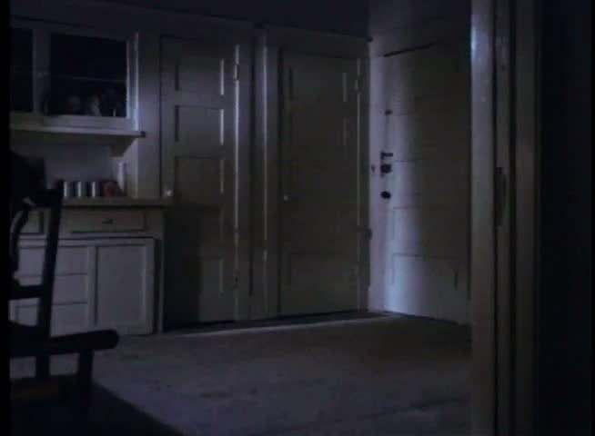 Dark Empty Room Footage Stock Clips