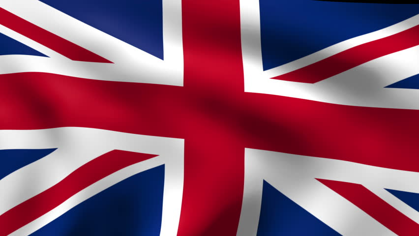 English Flag Stock Footage Video 2254135 Shutterstock