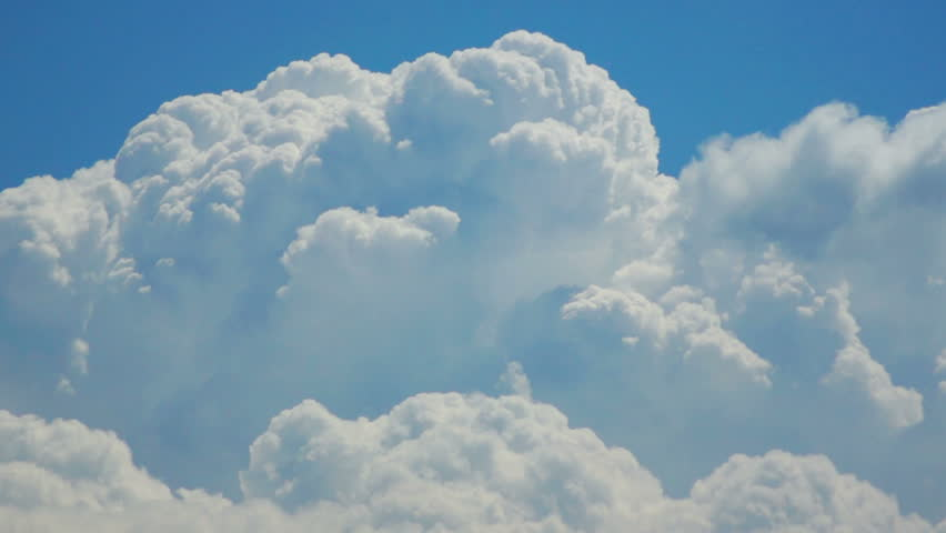 growth of clouds fabulous