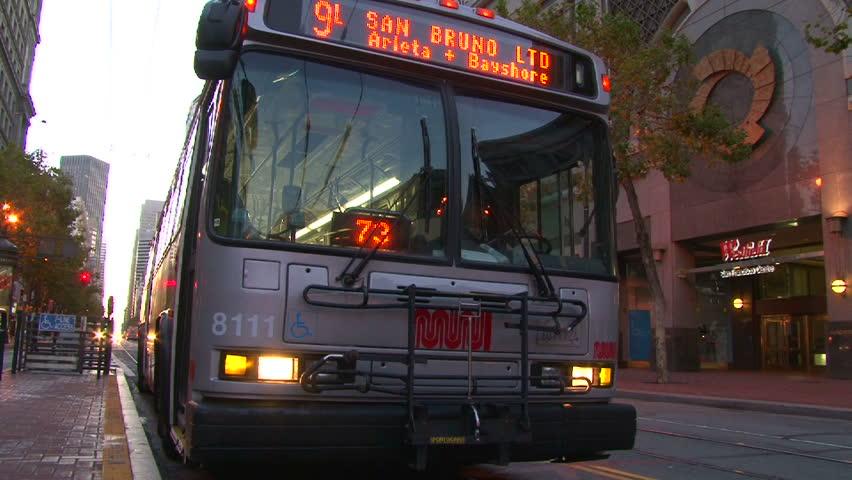 SAN FRANCISCO, CALIFORNIA, USA - CIRCA MARCH 2012: San Francisco California