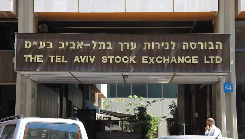 Tel Aviv Update: MAY 30: The Tel Aviv Stock Exchange