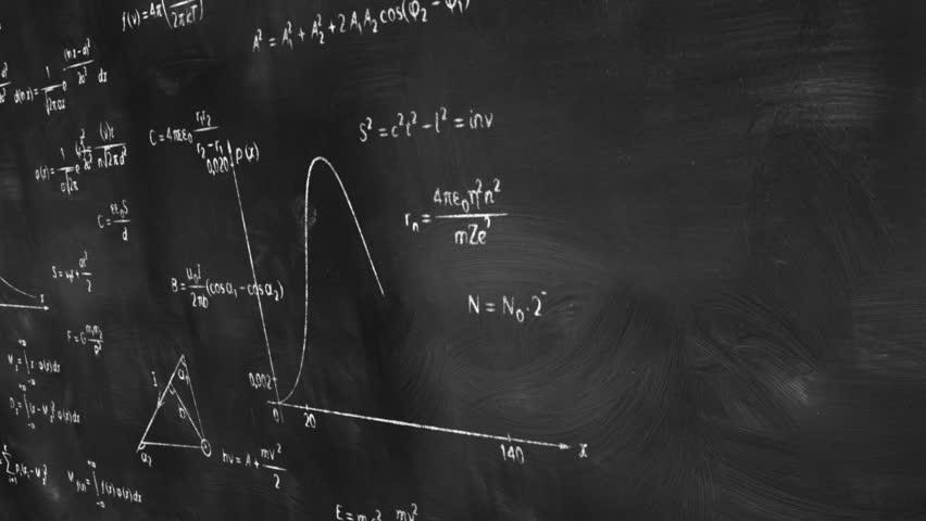 math blackboard background hd - photo #2