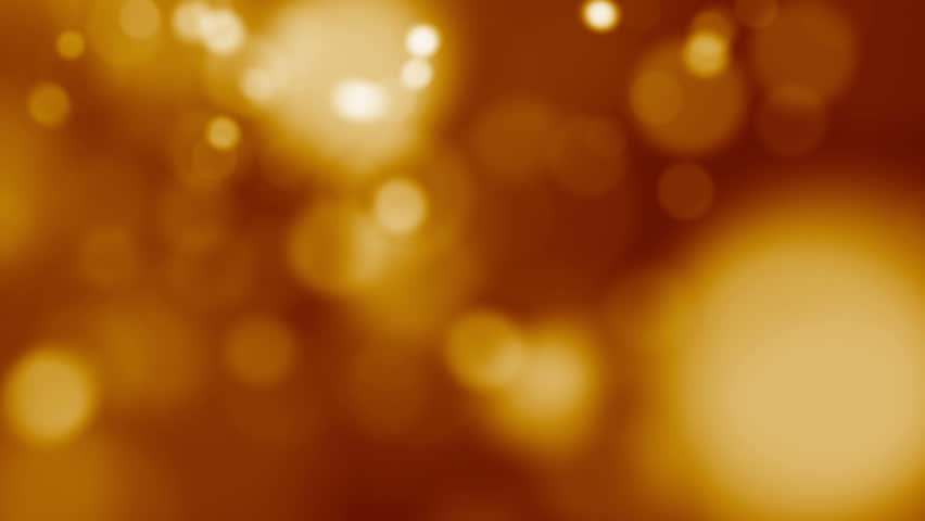 Abstract bokeh golden particles | Shutterstock HD Video #2425055