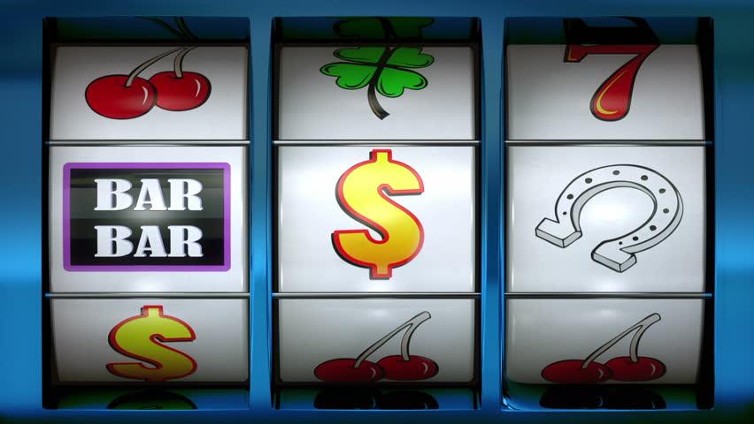 Slot Machine animation showing winning | Shutterstock HD Video #24255464
