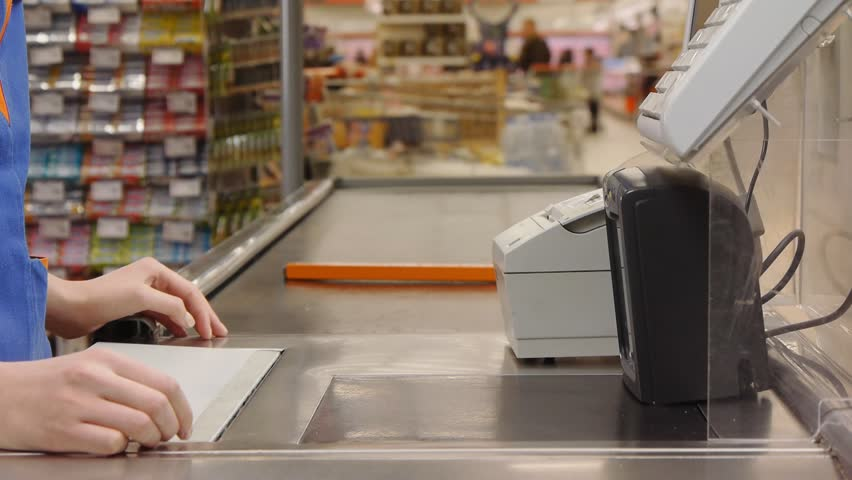 Header of cashier