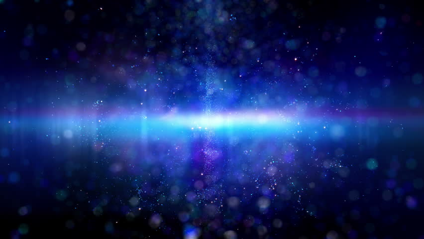 High quality loopable video of blue sparks background in 4K | Shutterstock HD Video #24744506