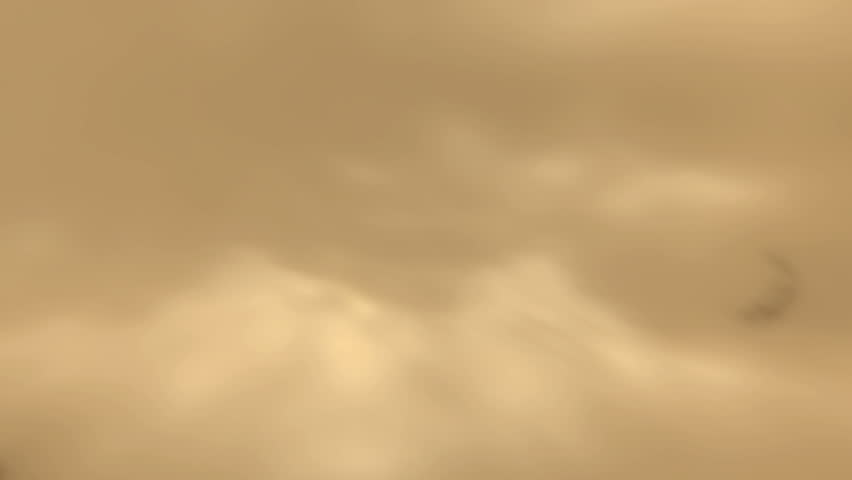Fast moving clouds HD stock footage, an animation with the effect of flying or