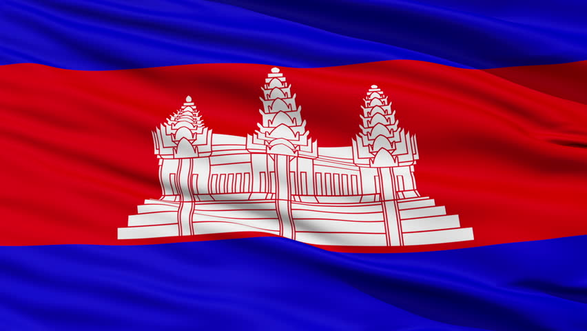 Cambodia Flag Logo 512x512