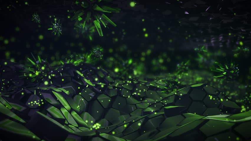 Seamlessly Looping Background Animation Of Beat Sync Objects Morphing To 128Bpm. | Shutterstock HD Video #25104119