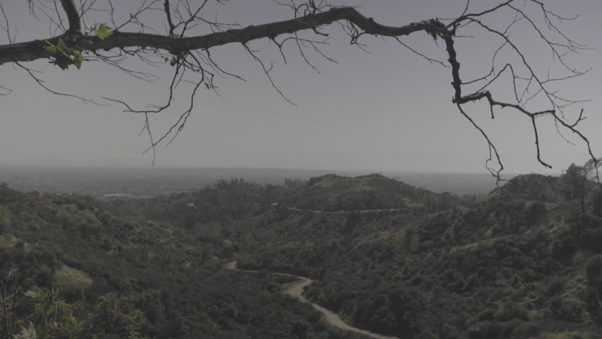 Griffith Park Mountain View, Los Angeles | Shutterstock HD Video #25197026