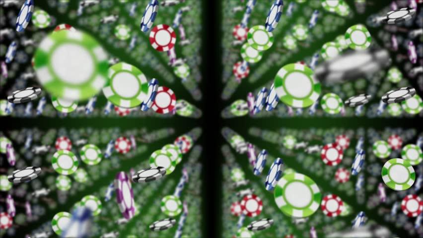 Many Casino chips, CG Animation, Loop, | Shutterstock HD Video #25201157