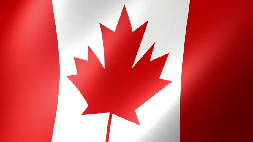 Flag Of Canada  | Shutterstock HD Video #25240847
