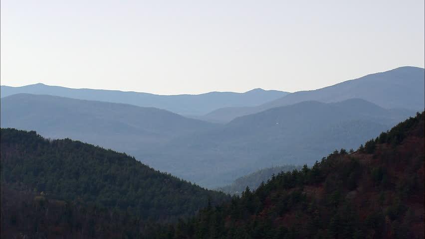 Header of Adirondack Mountains