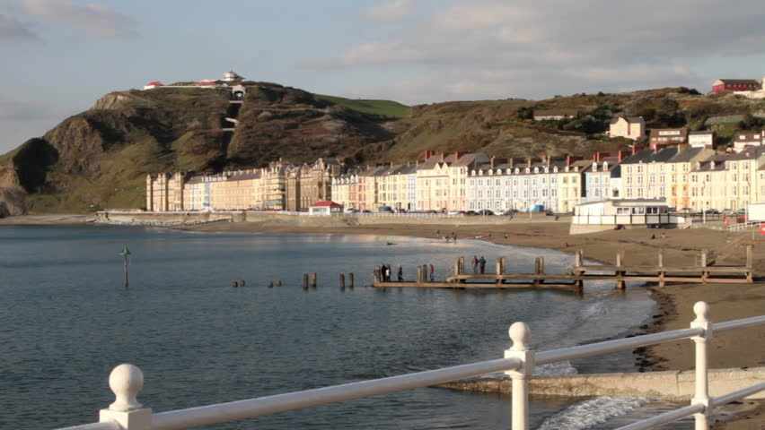 North beach aberystwyth stock footage video 273784 for 18 marine terrace