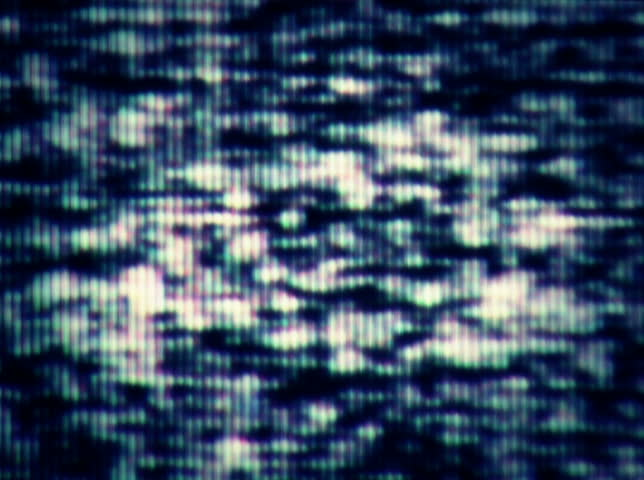 NTSC - TV Noise and TV Static fill the screen (Loop).  Formats available: HD-NTSC-PAL - SD stock video clip