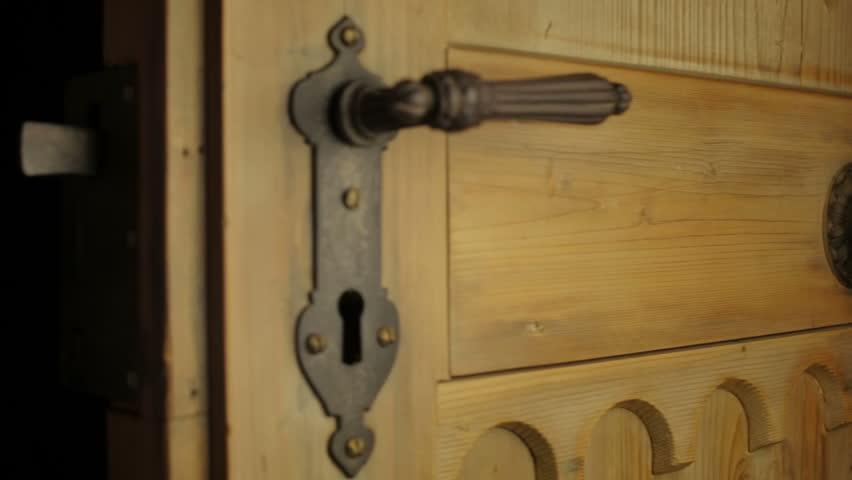 antique mystery door neutral
