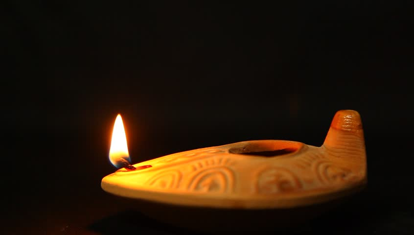 Animated Burning Lamp Oil : Burning oil lamps stock footage video  shutterstock