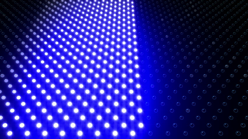 LED Light wall. | Shutterstock HD Video #3283502
