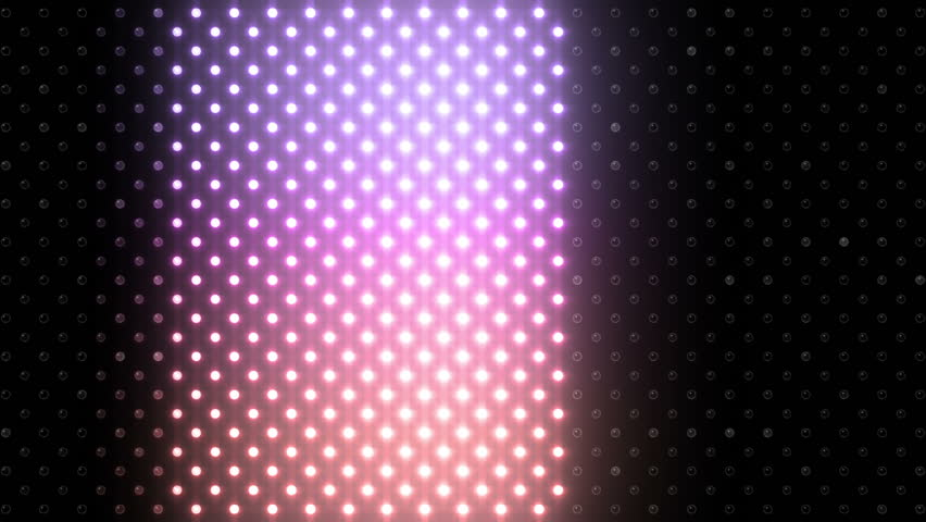LED Light wall. | Shutterstock HD Video #3283682