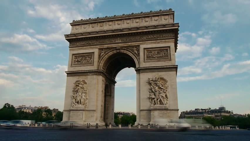 arc de triomphe hd - photo #17