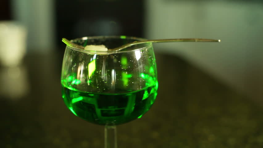 Header of Absinthe