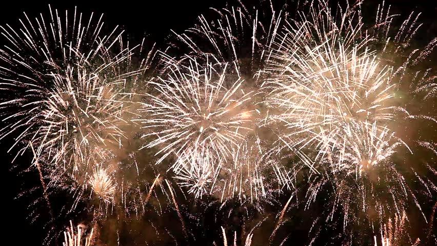 Fireworks   Shutterstock HD Video #3379892