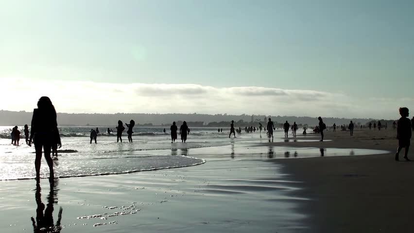 Beach Vacation To San Diego California