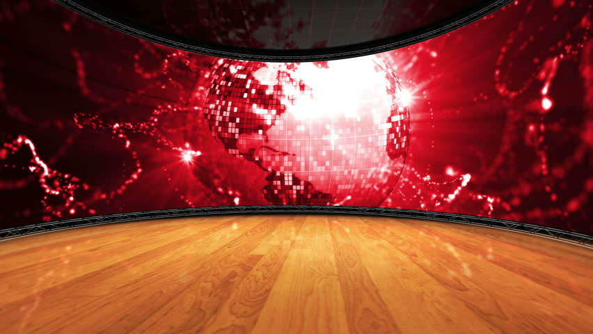 Hd tv studio blurred background stock footage video for Hd room background images
