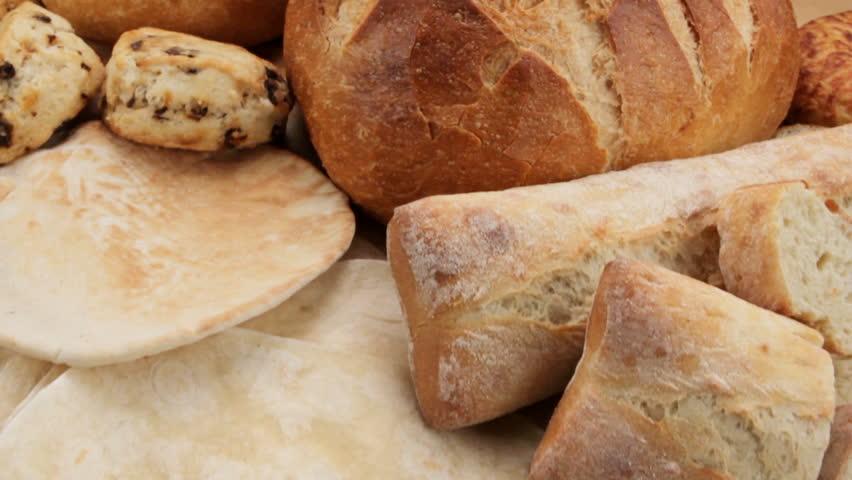Baked goods: camera