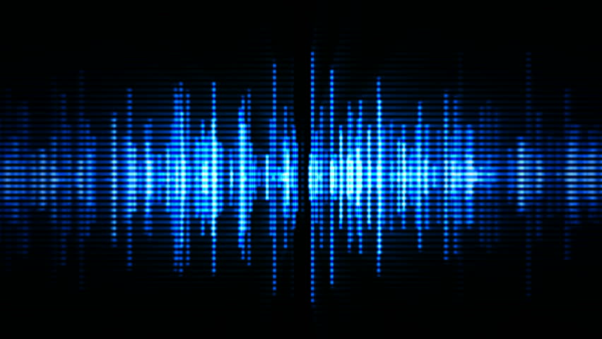 Music Waves Animation Sound Waves Music