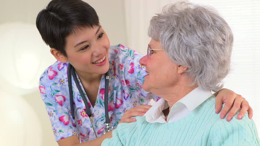 Asian Nurses Video Clips 109