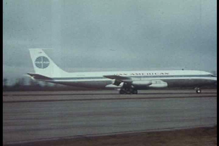 Header of American Plane
