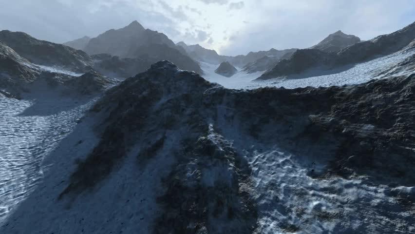 Snow Mountains - Intro of Winter
