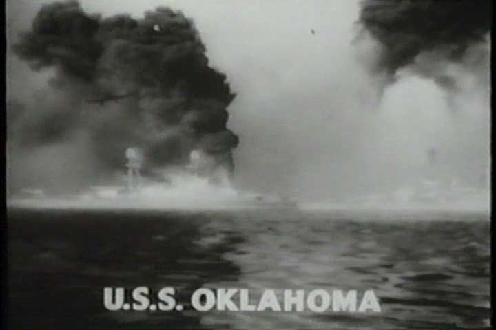 Newsreel: The Attack on Pearl Harbor - Video - TIME.com