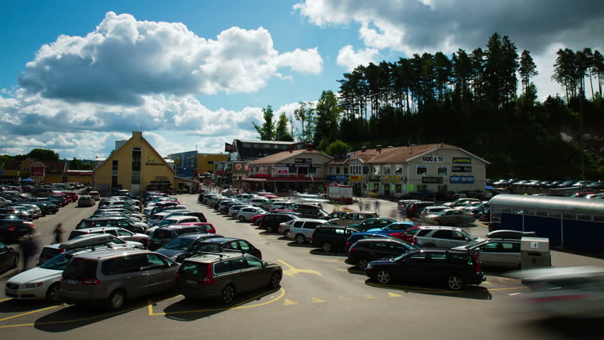 ullared shopping mall