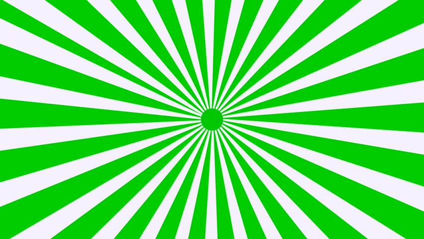 green sunburst background - photo #1