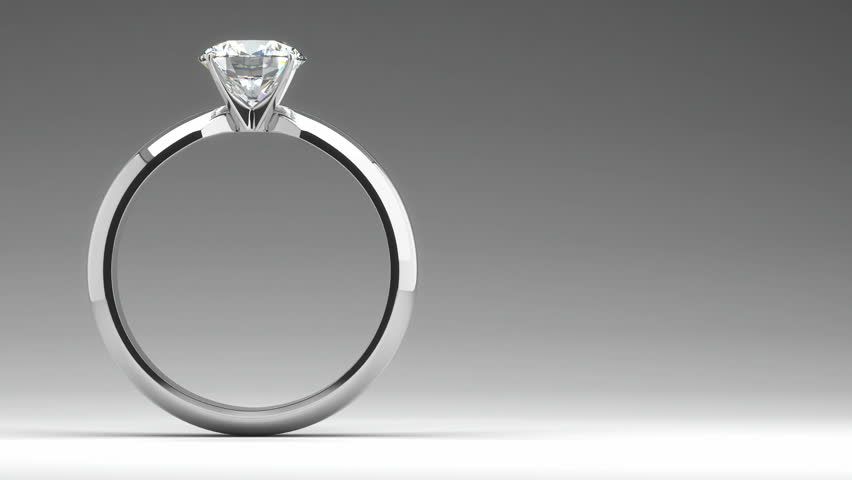 Diamond Ring - HD stock footage clip