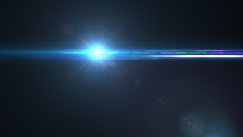 Beautiful Lens Flare Effect Is Simple To Add On Your Video