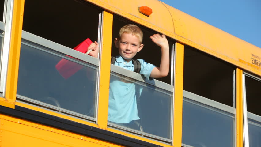 how to find out what school bus to take