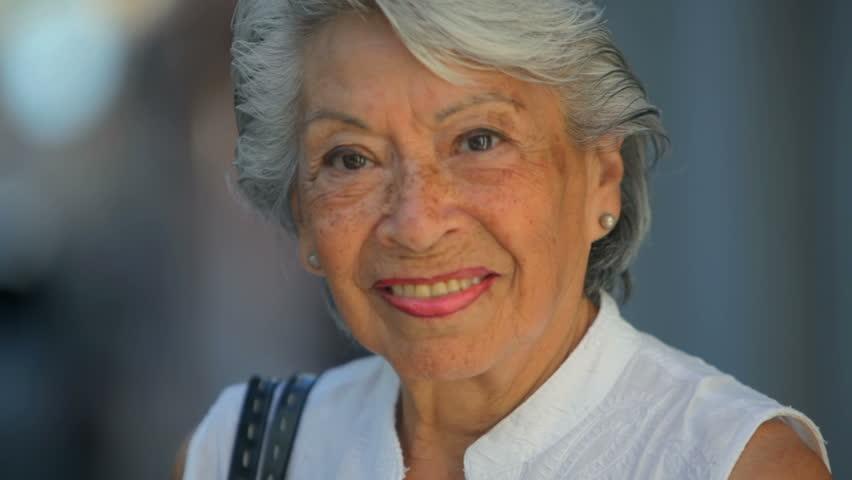 Old spanish woman