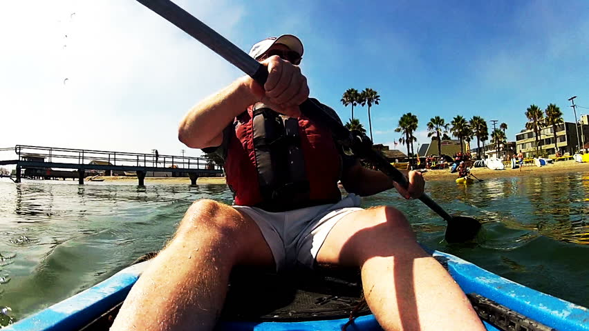 Long Beach Paddling