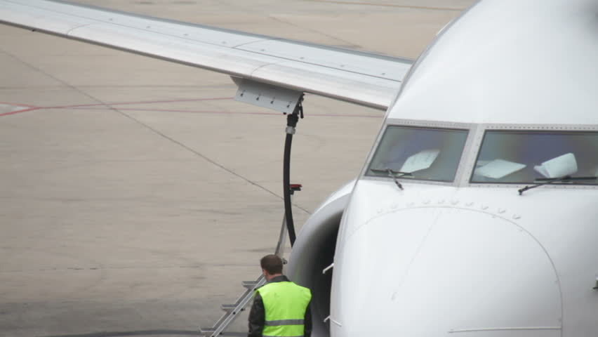 Airport ground service