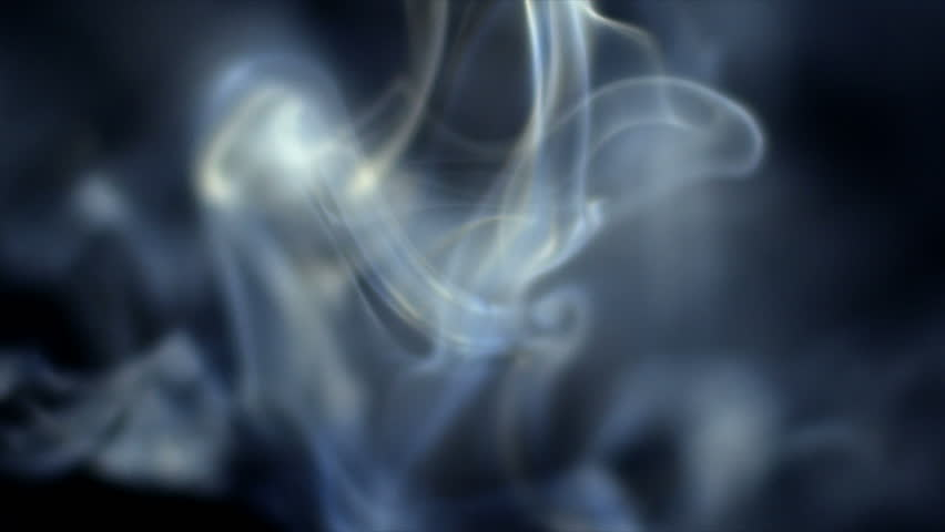 Smoke slowly floating through space against black background. 240 fps slow-motion. | Shutterstock HD Video #4928540