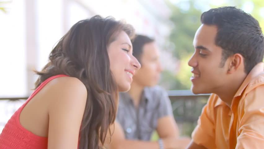 China kisses dating