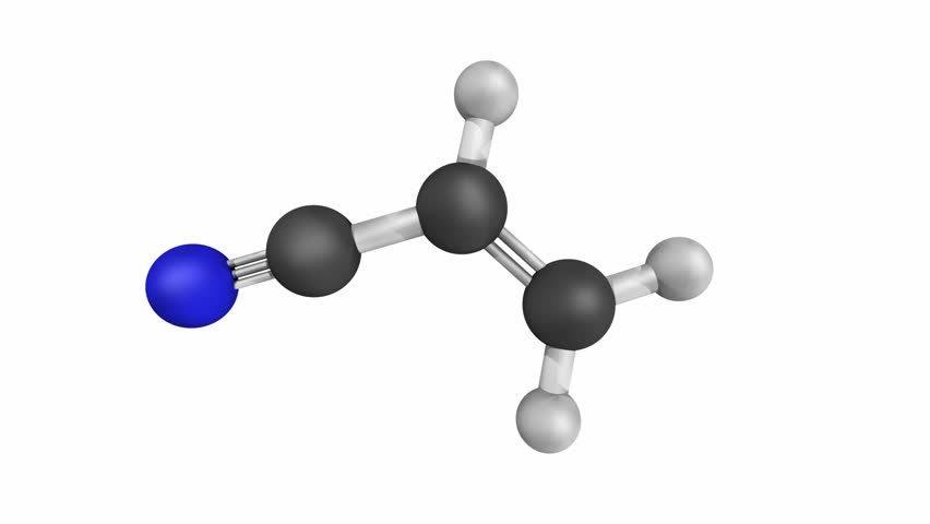 Header of acrylonitrile