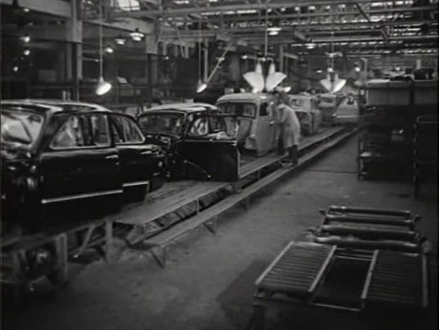 1940s the ford motor company manufactures cars in a for Ford motor company 10k report